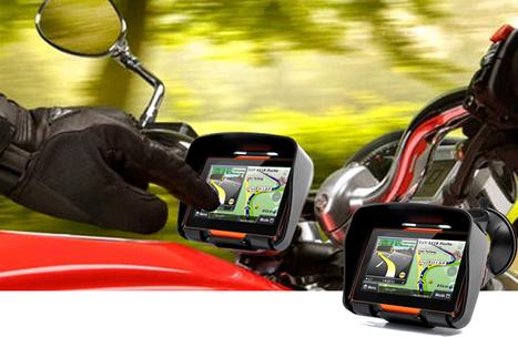 Le GPS moto de vos voyages | Balade et voyage moto, coté pratique ! | Scoop.it