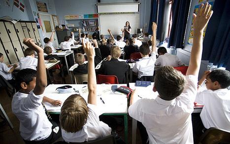 Weakest pupils 'suffer crisis of confidence in top schools' - Telegraph   Education   Scoop.it