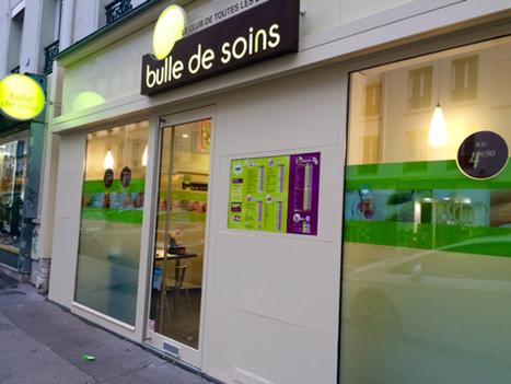 BULLE DE SOINS - Observatoire de la Franchise (Communiqué de presse) | Esthétique | Scoop.it