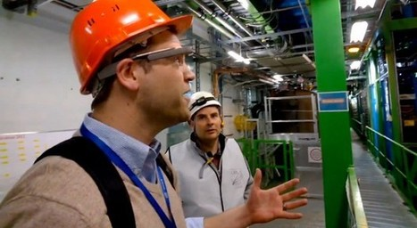 Physics teacher adopts Google Glass, gives students a glance at CERN (video) - Engadget | APS Instructional Technology ~ Science Content | Scoop.it