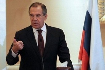 Lavrov: obama, saudi, etc. Foreign support to armed groups in Syria caused terrorist massacre in Adra- SANA, Syria
