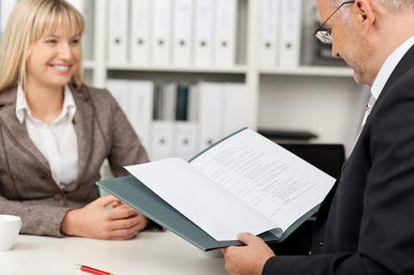 Les recruteurs racontent leurs pires souvenirs en entretien d'embauche - Mode(s) d'emploi | Accompagner la démarche portfolio | Scoop.it