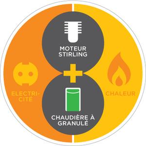 Chaudière à granulés à micro-cogénération | ÖkoFEN_e | Energies pour la transition | Scoop.it