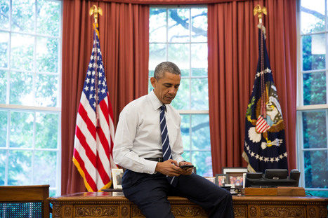 The Digital Transition: How the Presidential Transition Works in the Social Media Age | Comunicación y Periodismo en la Red | Scoop.it