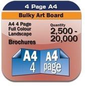 landscape brochures printed in full colour | online printings Australia | Scoop.it