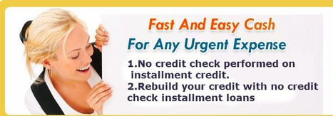 No credit check unsecured loans Arrange Swift Funds For Borrowers | No Credit Check Loans | Scoop.it