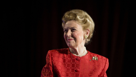Conservative activist Phyllis Schlafly dies at 92 | Littlebytesnews Current Events | Scoop.it
