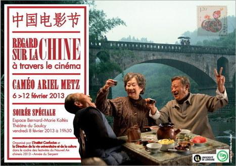 Lihua Arts et Culture Chinois: Regard sur la Chine à travers le cinéma à Metz du 6 au 12 février 2013 | Nouvel An Chinois 2013 à Nancy Année du Serpent le 9 février de 11h à 17h place Maginot à Nancy | Scoop.it