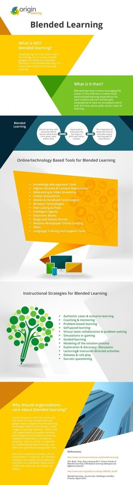 The Mystery of Blended Learning Infographic | 21st Century Literacy and Learning | Scoop.it