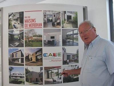 L'expo qui donne des idées de construction ou de rénovation , Kervignac 17/07/2013 - ouest-france.fr | architecture..., Maisons bois & bioclimatiques | Scoop.it