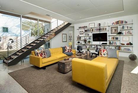Tree House by Brian Dillard Architecture | Home Adore | Venari Sourcing Scoop | Scoop.it