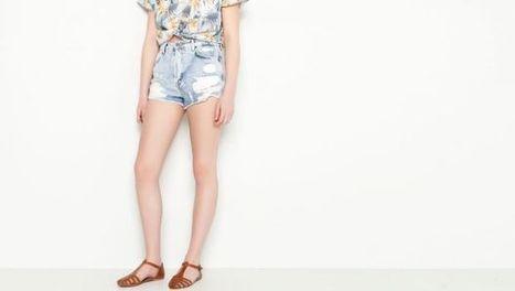 Tendenze moda estate 2014, gli shorts: quali modelli scegliere   lingerie trend e novità   Scoop.it