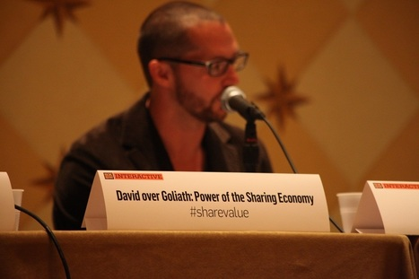 Value from nothing – the sharing economy | Flip the Media | Peer2Politics | Scoop.it