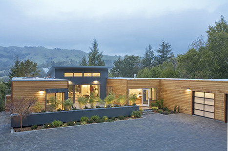 An Instant House in Sonoma County [Video] | Pre Fab Homes | Scoop.it
