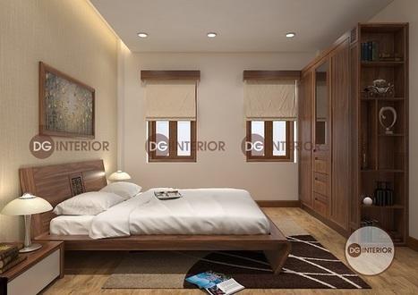 Ý tưởng thiết kế nội thất cho phòng ngủ nhỏ trở nên rộng thoáng hơn | Thiet ke noi that chung cu Royal City | Scoop.it