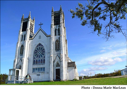 St. Alphonsus Church | Heritage Canada The National Trust | Modern Ruins | Scoop.it