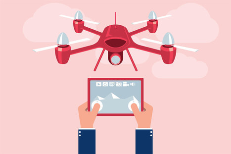 EducationHQ Australia - Drones in schools: Education reaching new heights | Learning Spaces and the Physical Environment | Scoop.it