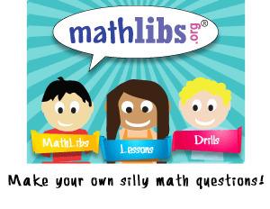 The Original MathLibs | 4th Grade Math & Science | Scoop.it