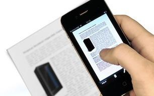 8 Apps om je scanner overbodig te maken. | Mediawijsheid ed | Scoop.it