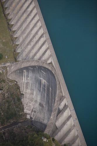 50 ans du barrage EDF de Roselend – La Bâthie en Beaufortain   Le groupe EDF   Scoop.it