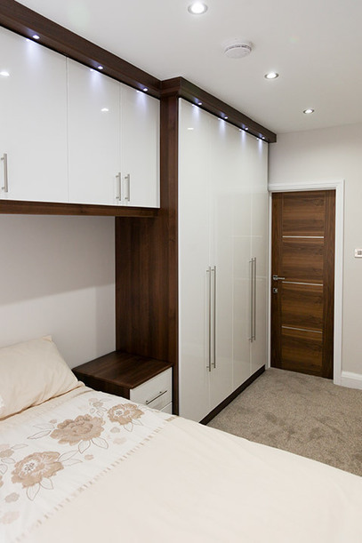 Bespoke, Custom Built and Fitted Bedroom Wardrobes Made In London | Location, Location, Location | Scoop.it