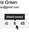 Gmail va permettre l'envoi d'argent en pièce jointe | Social and digital network | Scoop.it