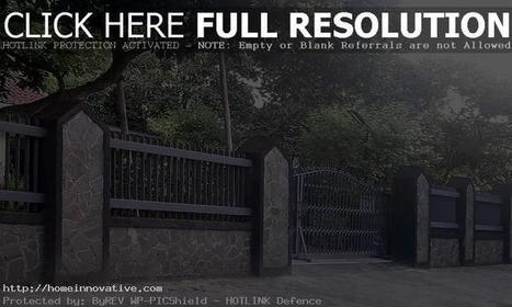 House Fence Design Idea 2014   home design   Scoop.it