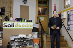 Interview: Solidoodle founder sees a coming 3D-printed age | TechHive | 3D Printing in the Near Future | Scoop.it