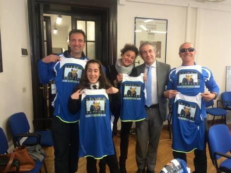 Tivoli - I maratoneti tiburtini correranno a sostegno dei bambini disabili | Digital | Scoop.it