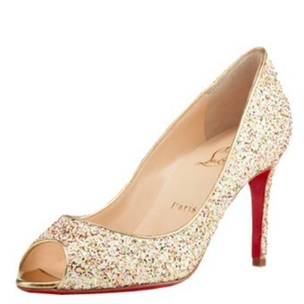 Sale red bottom heels-Christian Louboutin You You 85mm pumps multicolor | Sale Red Bottom Heels | Scoop.it
