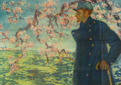 La Première Guerre mondiale vue par les peintres de la Bretagne. Du 28 juin au 11 novembre 2014. Musée du Faouët (56) | Centenaire de la Première Guerre Mondiale | Scoop.it