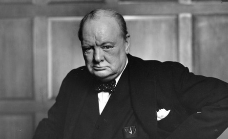 È vero che Winston Churchill aveva un tatuaggio? | Tattoo Tattoo Convention and more | Scoop.it