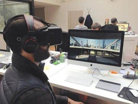 Thales. Un casque 3D pour tout découvrir de son futur job | Dynam IRH - Bilans de compétences, évolution professionnelle et Solutions RH | Scoop.it
