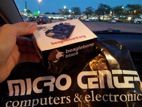 Twitter / pdp7: Awesome to buy #BeagleBone ... | Raspberry Pi | Scoop.it