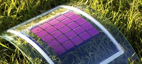 The MatHero Project: Greener Organic Solar Cells | Digital Sustainability | Scoop.it