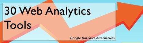 Top 30 Web Analytics Tools | Google Analytics Alternative | Google Analytics tips | Scoop.it