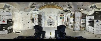 Educational Technology Guy: Space Shuttle - free detailed panoramic images of Discovery available from NatGeo | The 21st Century | Scoop.it