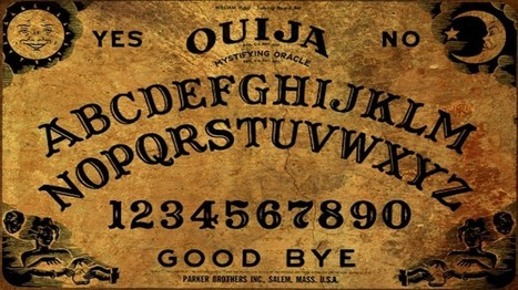 The hidden intelligence behind Ouija boards | Decision Intelligence | Scoop.it
