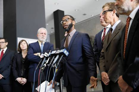 Lawyer in $40 million Dixmoor 5 case: False confessions 'An epidemic' | SocialAction2015 | Scoop.it