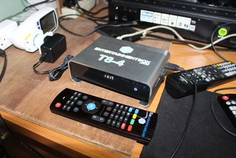 EBox T8-4 Review – A 4K Android TV Box Bundle Geared Towards the UK Market | Embedded Systems News | Scoop.it