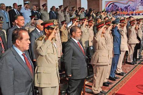 Égypte: Morsi veut former une coalition | Égypt-actus | Scoop.it
