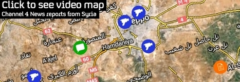 Syria's refugee tragedy as two million flee civil war - Channel 4 News   HSC World Order   Scoop.it