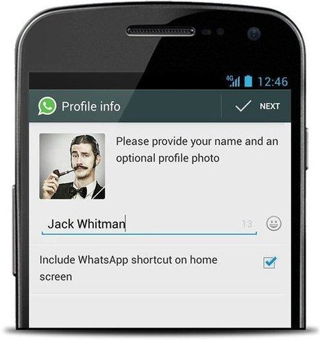How To Configure My Profile - WhatsApp - Prime Inspiration   TechSci   Scoop.it