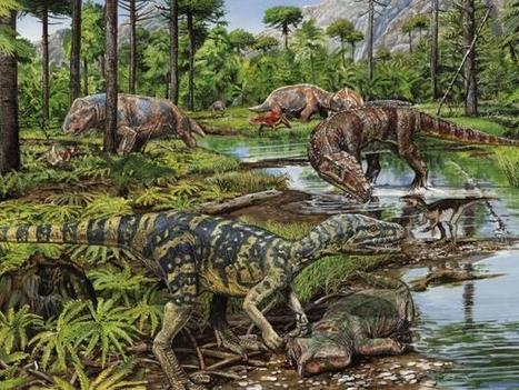 La extinción de los dinosaurios | CMC | Scoop.it