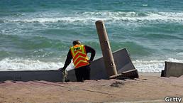 Nivel del mar aumenta más de lo esperado - BBC Mundo - Últimas Noticias | curiosidades científicas | Scoop.it
