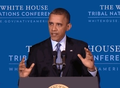 President Barack Obama Proclaims November Native American Heritage Month | Leonard Peltier | Scoop.it