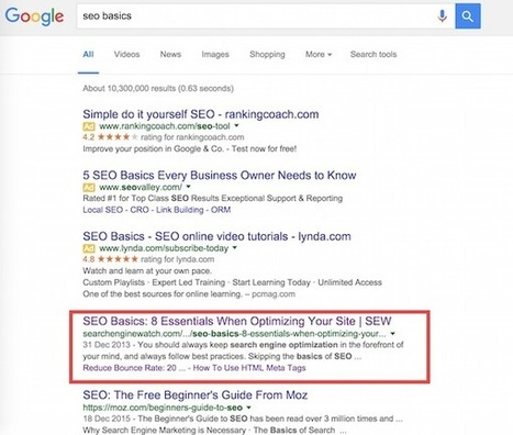 The Power Of Evergreen Content For SEO | SEO and Social Media Marketing | Scoop.it