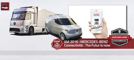 IAA 2016 MERCEDES-BENZ - truck Editions | Truckeditions | Scoop.it
