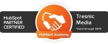 Tresnic Media Becomes A Hubspot Certified Agency Partner | Tresnic Media | marketing business | Scoop.it
