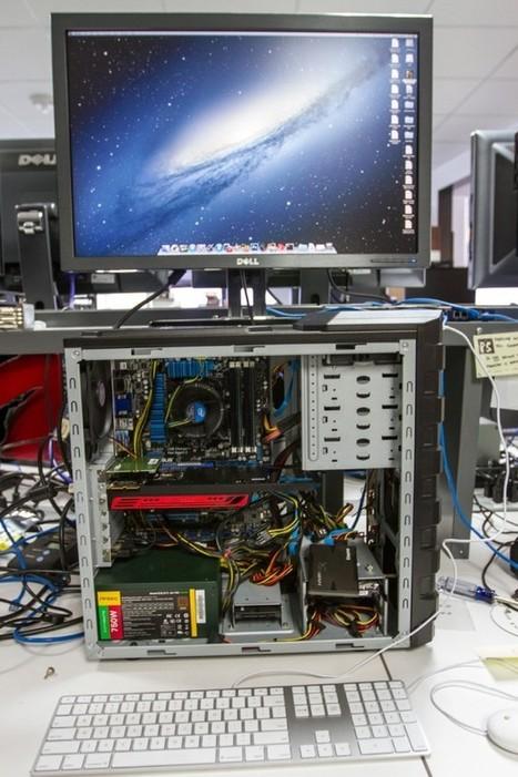 A Noiva de Frankenmac: MacWorld monta um Hackintosh mais rápido que o Mac Pro   Apple Mac OS News   Scoop.it